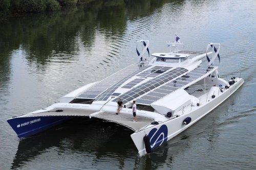 Toyota отправила в шестилетний круиз первый автономный корабль на водороде