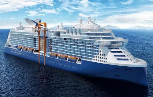 Celebrity Cruises провела церемонию закладки нового корабля