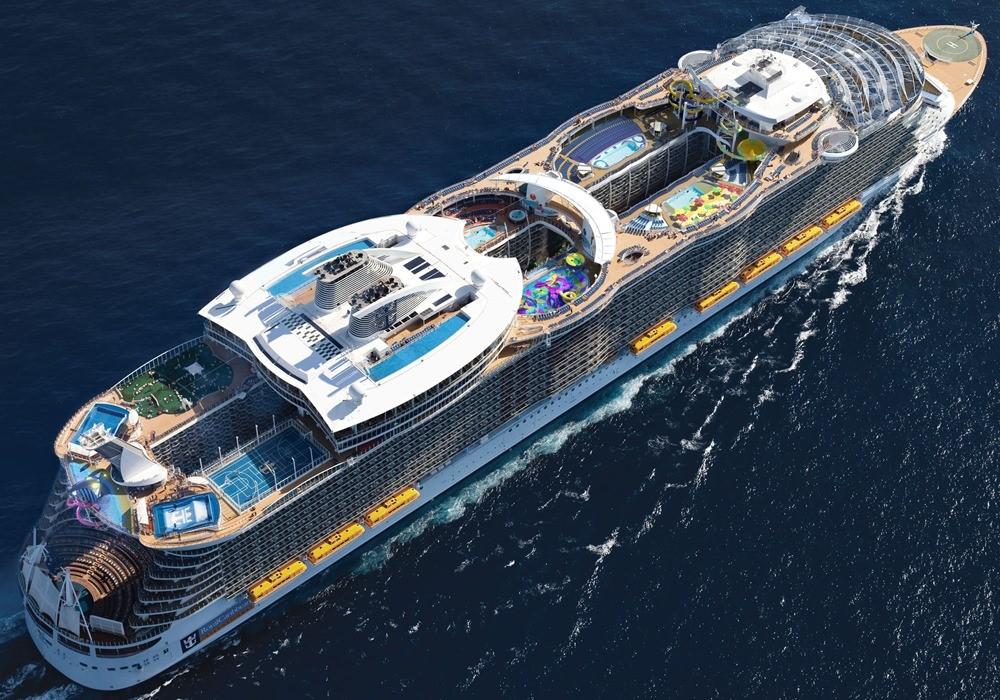 Апгрейд кают по-новому у Royal Caribbean