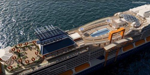 Celebrity Cruises возвращает круизы по Европе с новым Apex