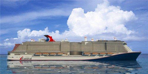 Стало известно имя нового круизного лайнера Carnival