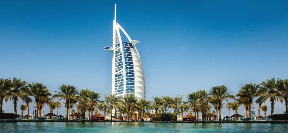 Эмираты, Персидский залив