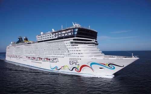 Фото Norwegian Epic