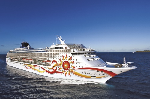 Фото Norwegian Sun