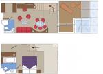 Сьют Duplex Aurea категории D3